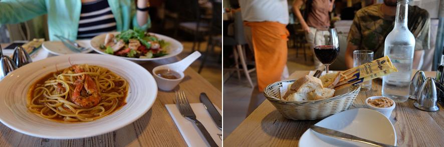 BistroU-food