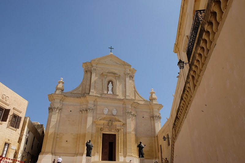 ゴゾ島ビクトリア大聖堂